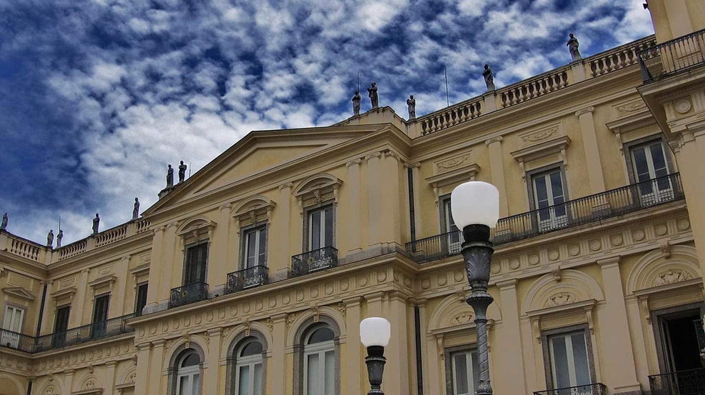 National Museum of Brazil   © Paulo R C M Jr./WikiCommons