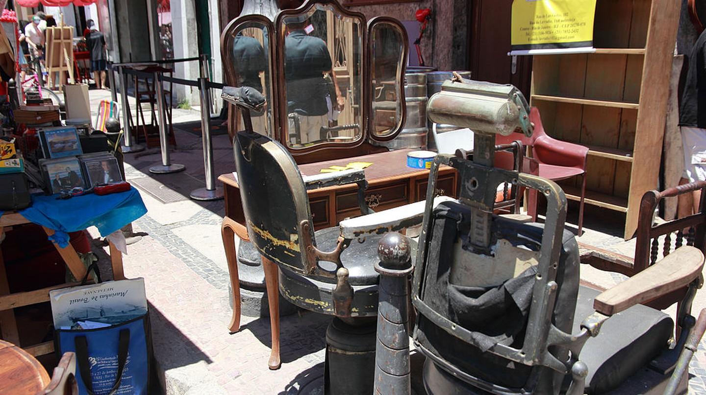 Antiques at Feira Rio Antigo | © Halley Pacheco de Oliveira/WikiCommons