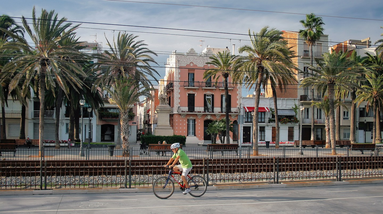The coastal city of Badalona, Spain | WikiCommons
