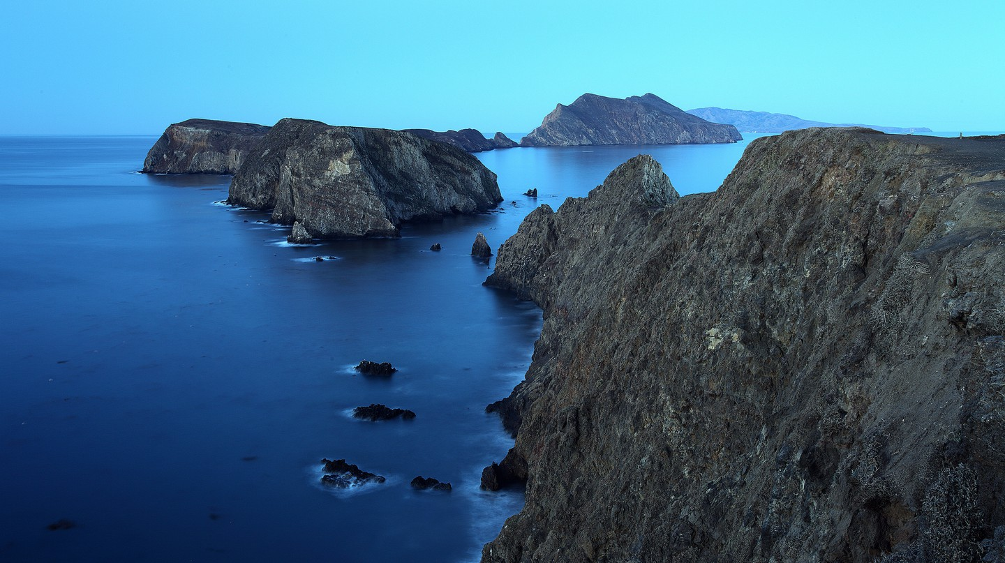 Anacapa Island, Channel Island National Park | © Aaron Zhong/Flickr