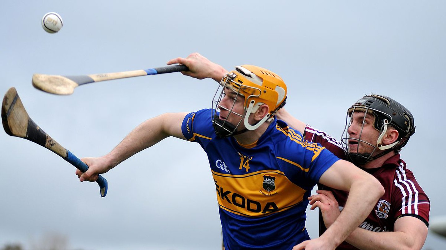 The 2014 National Hurling League game | ©  Seaninryan/WikiCommons