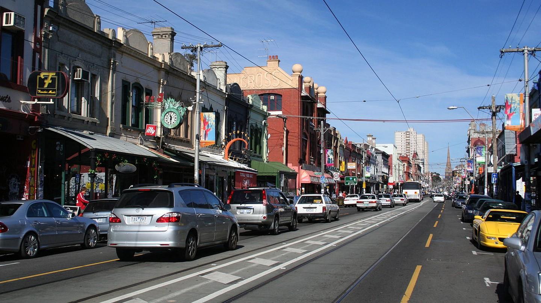 Brunswick Street, Fitzroy, Victoria, Australia | © Mat Connolley/WikiCommons