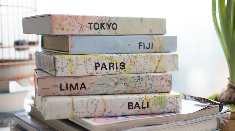 Make some travel memento boxes   © Geneva Vanderzeil/Flickr