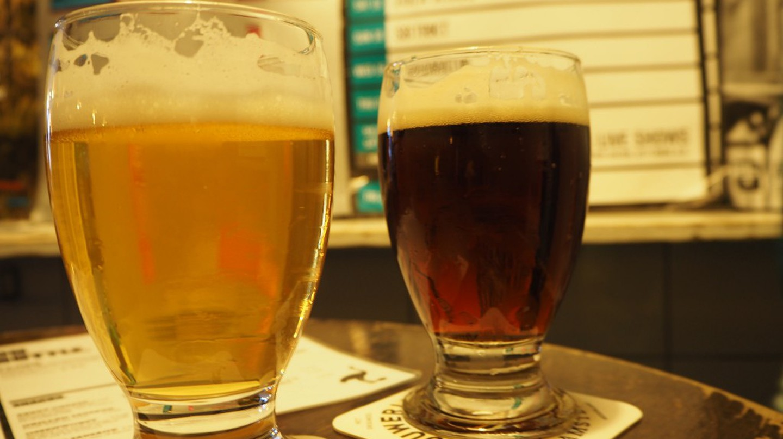 Beer at Brouwerij 't IJ   © Henry Burrows / Flickr