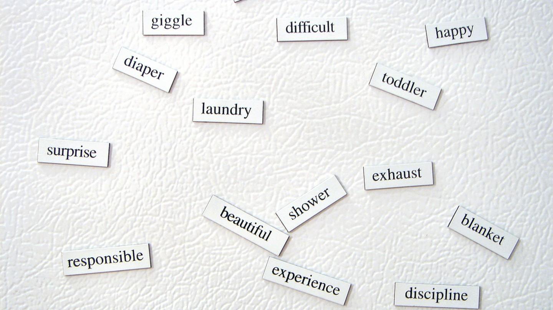 loose words | © popofatticus/Flickr