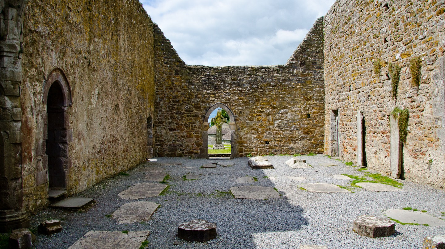 Clonmacnoise | © Leo Daly/Flickr