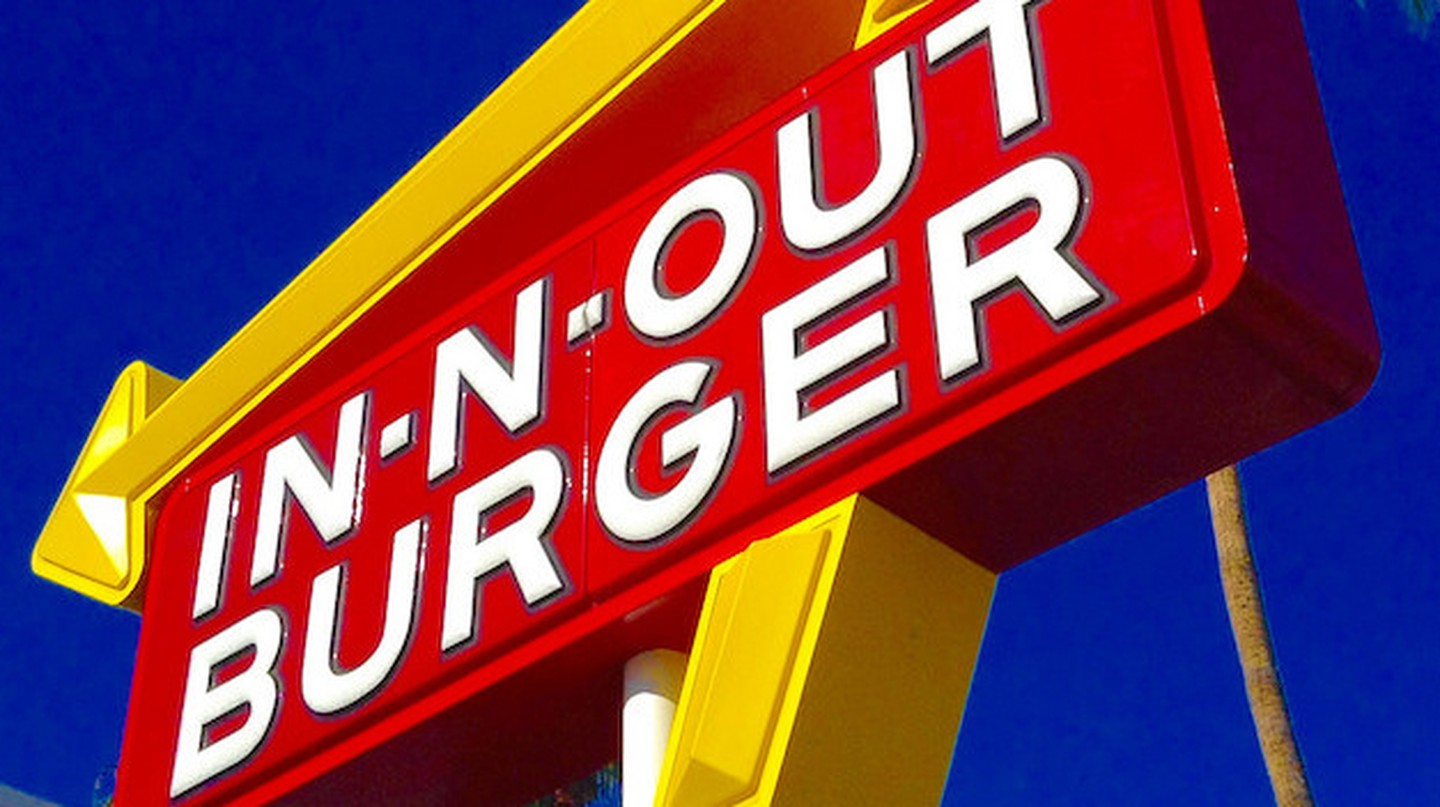 In-N-Out Burger | © Mike Mozart/Flickr