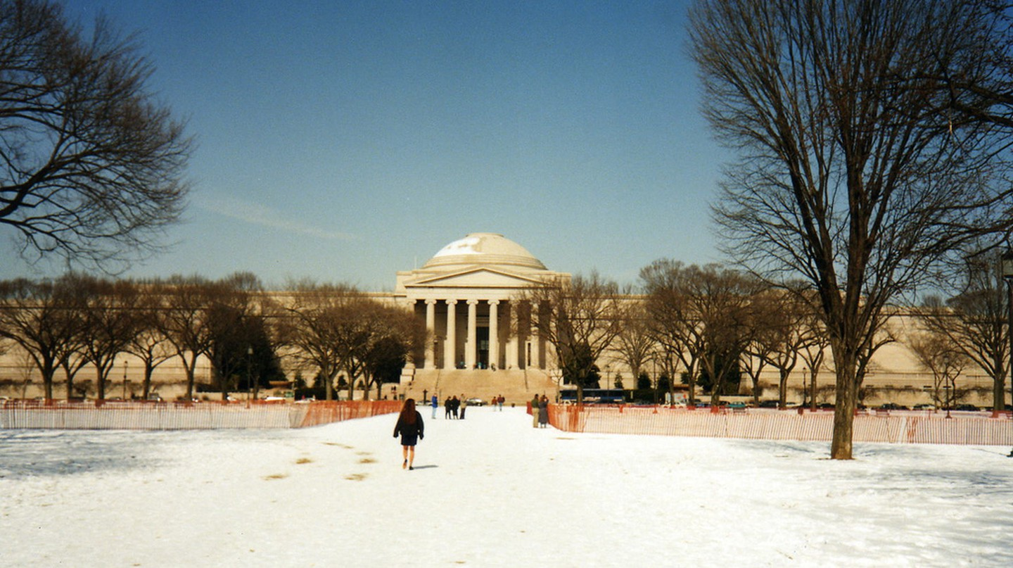 National Gallery Of Art Seen From National Mall | © David Holt/Flickr