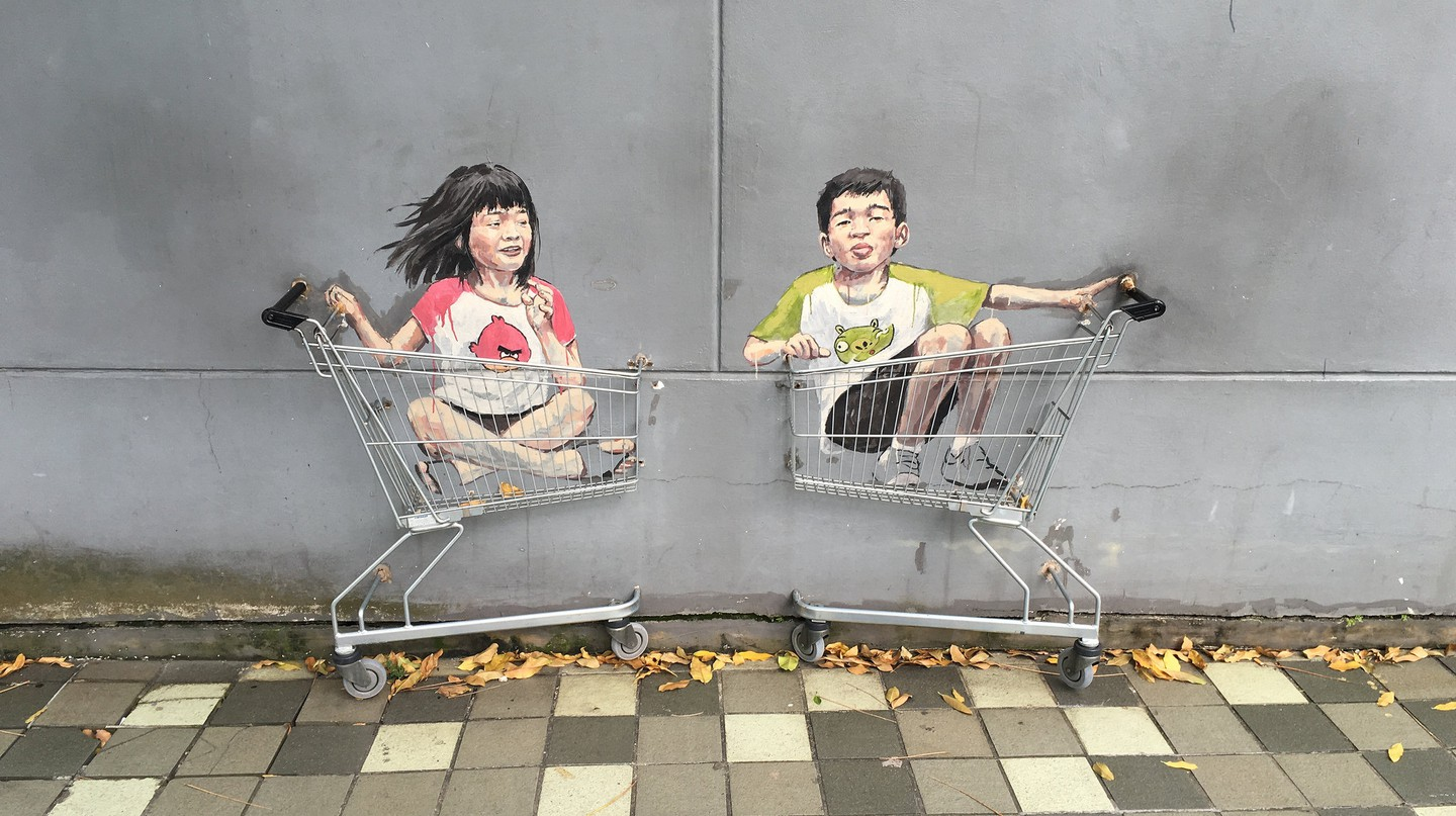 The 10 Best Street Art Spots in Singapore