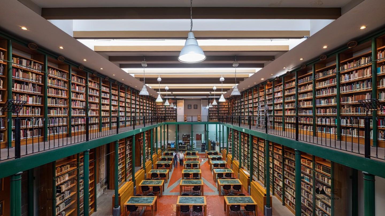 Biblioteca de México