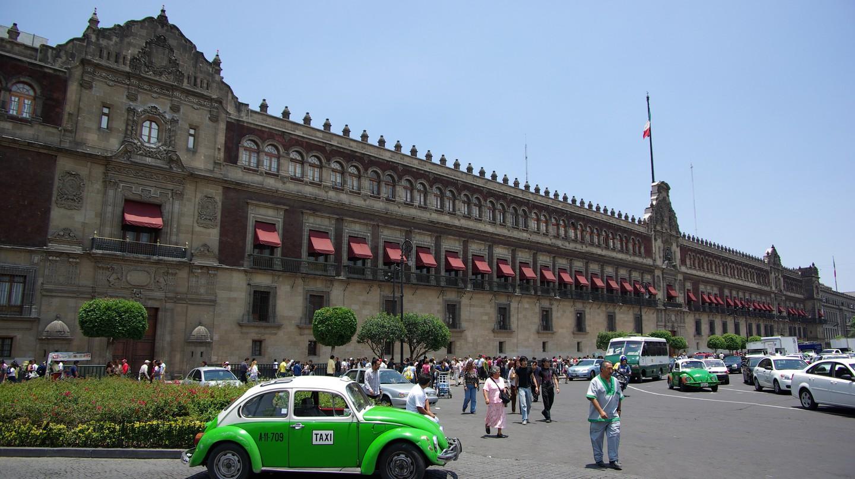 Palacio Nacional | © Antoine Hubert/Flickr