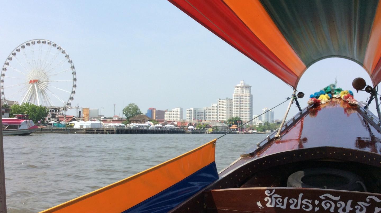 Bangkok, Thailand   © Jorge Andrade/Flickr