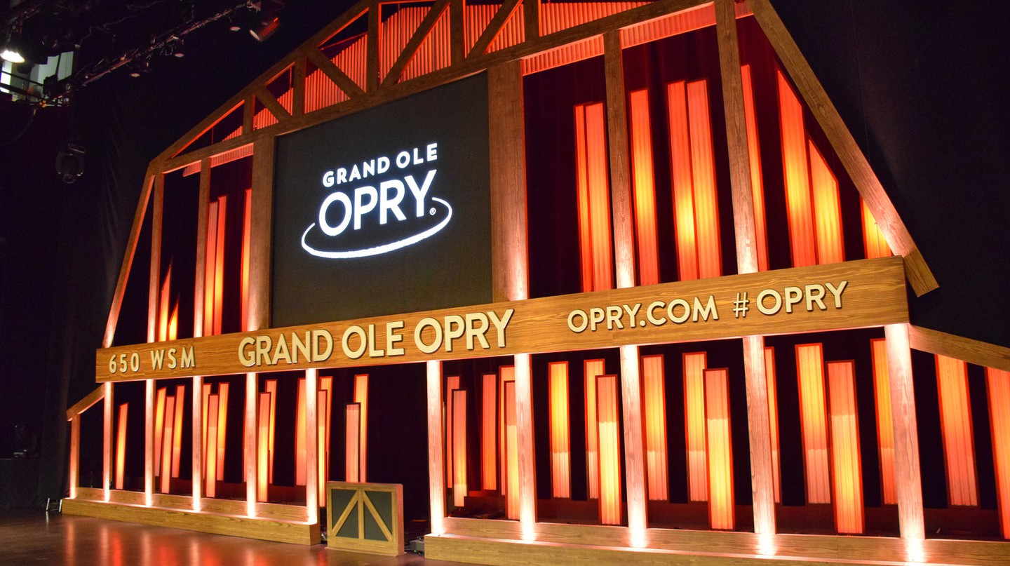 © Day 9: Nashville, TN (Grand Ole Opry House), Todd Van Hoosear/Flickr