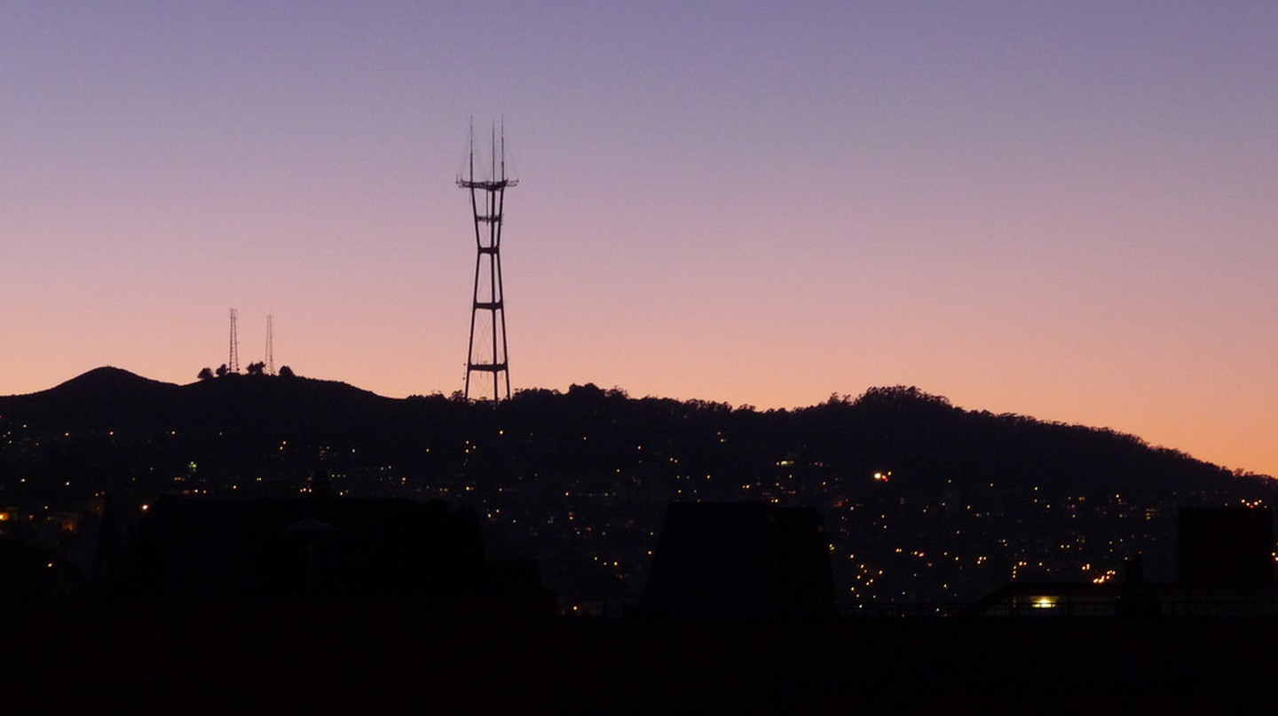Sutro Tower © Charles Kremenak/Flickr