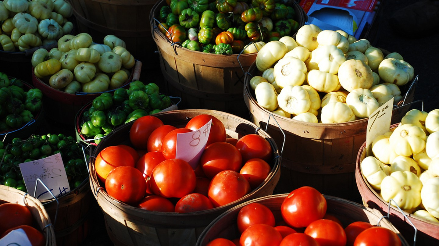 Farmers market | © Cultivate LA-Landscape Architect/Flickr