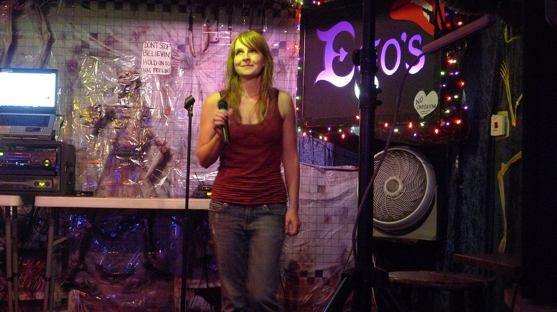 Ego's Karaoke © garaan/Flickr