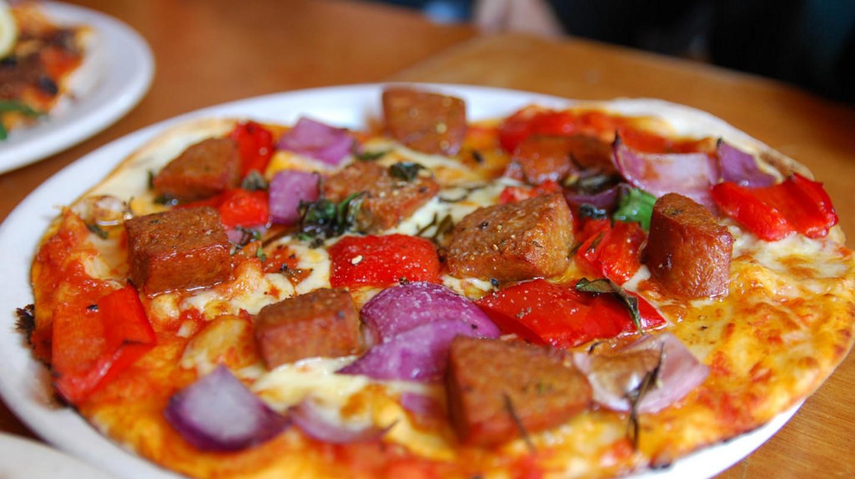 Bimbo Deluxe pizza | © Alpha/Flickr