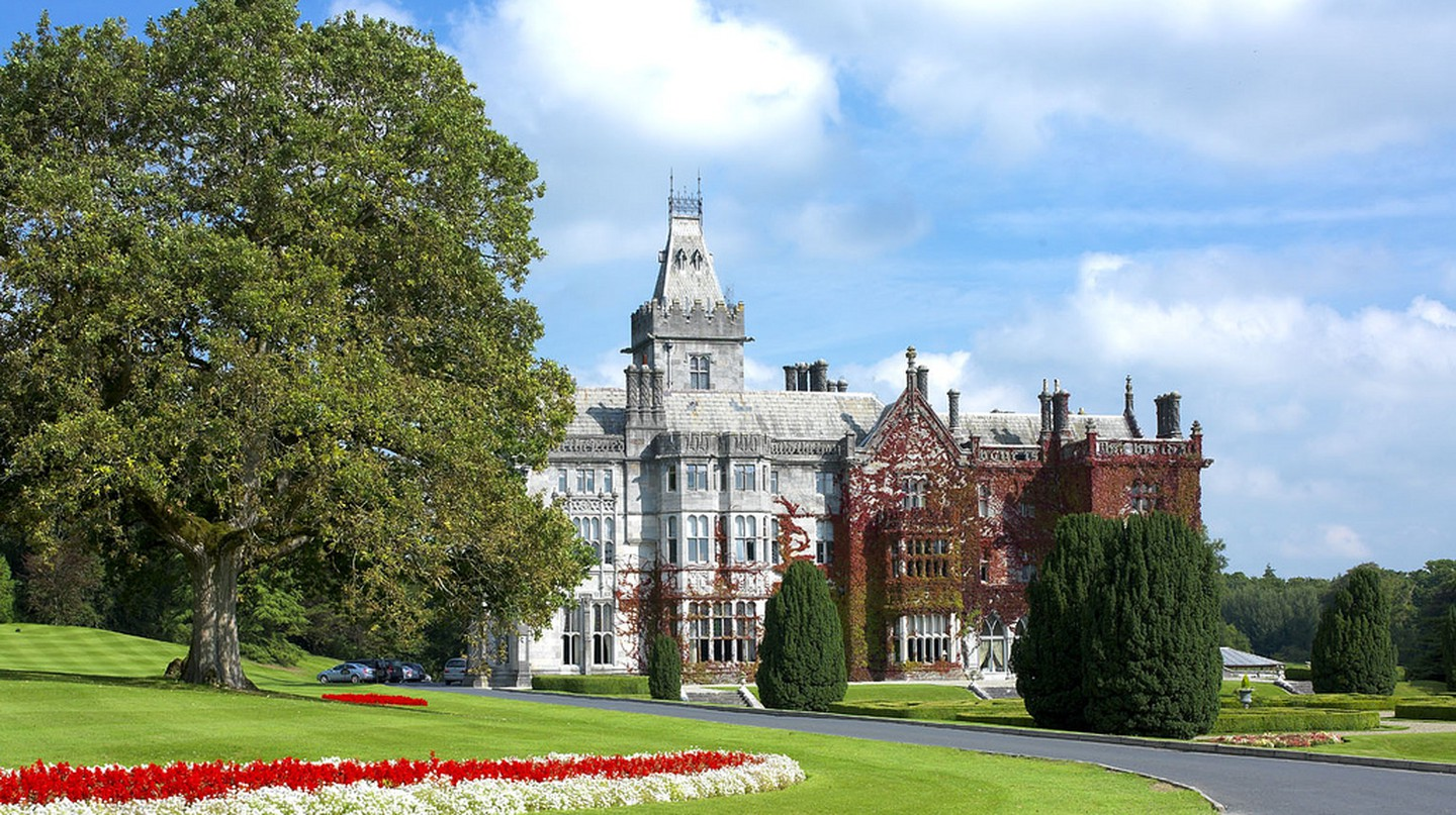 Adare Manor | © IrishFireside/Flickr