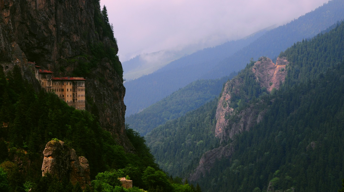 Sumela Monastery | © Sarah Murray/Flickr