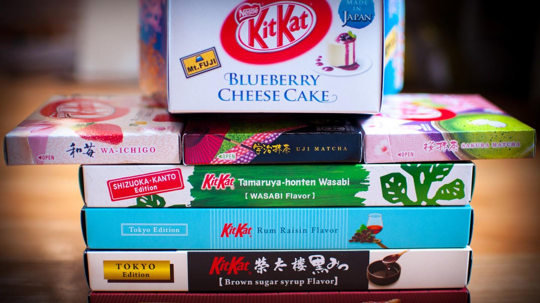 Wide variety of KitKat | © Jordi Sanchez Teruel/Flickr