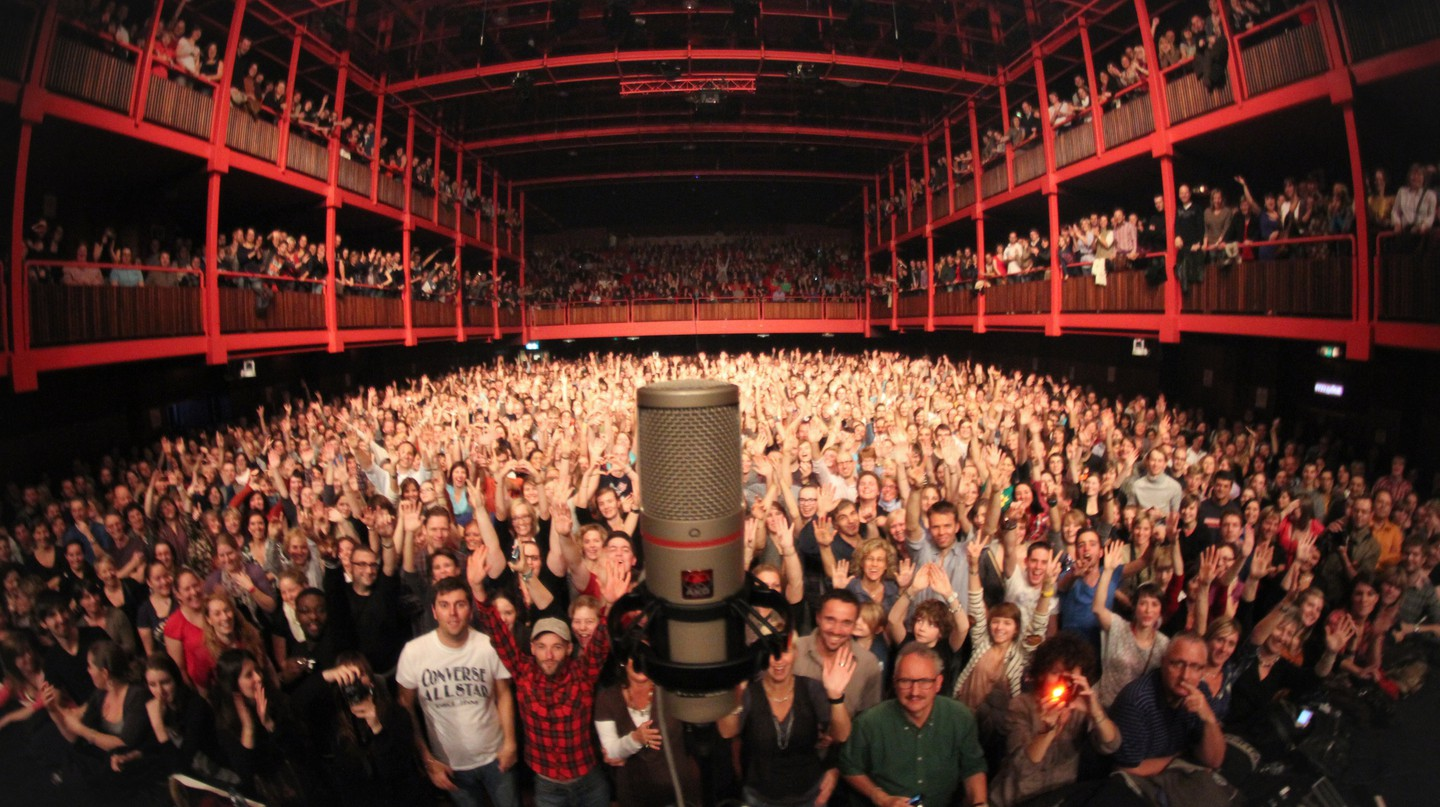 The Ancienne Belgique or 'AB' | © milow kl/Courtesy of AB