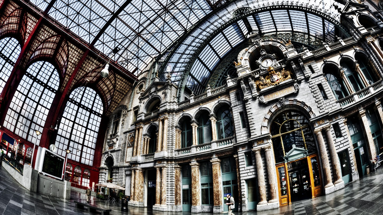 Antwerp Central Station | © Dave Van Laere/Courtesy of Visit Antwerp