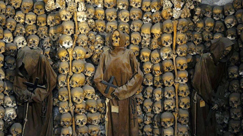 Capuchin Crypt | © Flickr/Jeroen van Luin