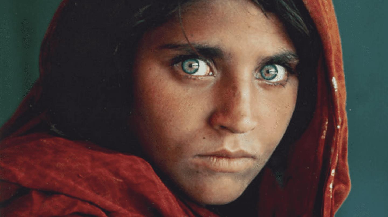 Afghan Girl by Steve McCurry|cea+/Flickr