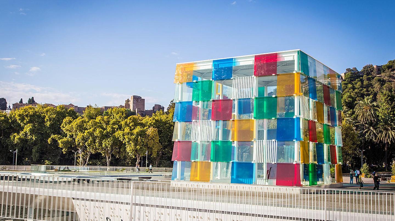 Centre Pompidou Málaga | © AdrianScottow