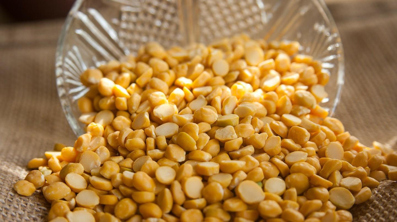 Yellow split peas   © PDPics/PixaBay