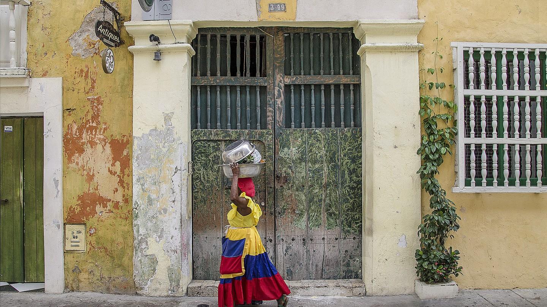 Cartagena vendor | © ShoneEjai/Pixabay