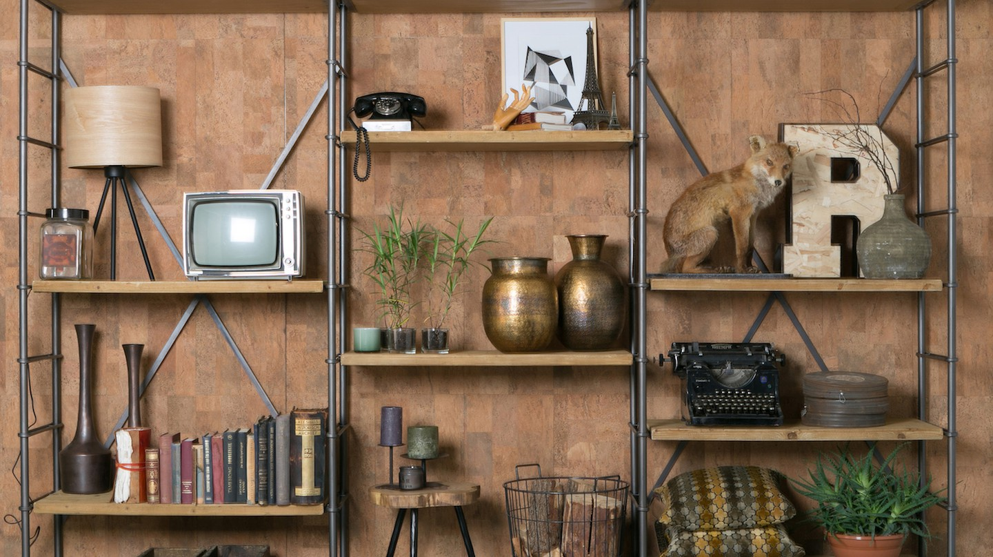 Shelf Iron Display Cabinet from Cuckooland