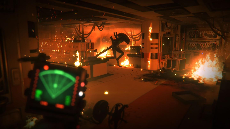 Alien: Isolation | Courtesy Sega.