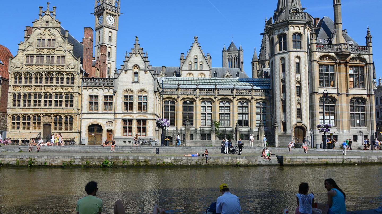Ghent | © Stephane Mignon/Flickr
