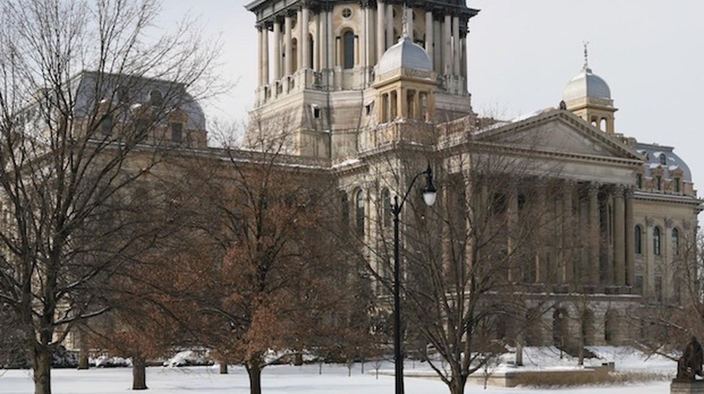 Illinois State Capitol | © Daniel Schwen/WikiCommons