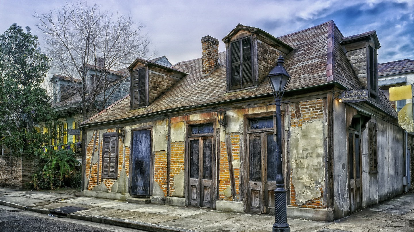 The Spookiest Places In New Orleans
