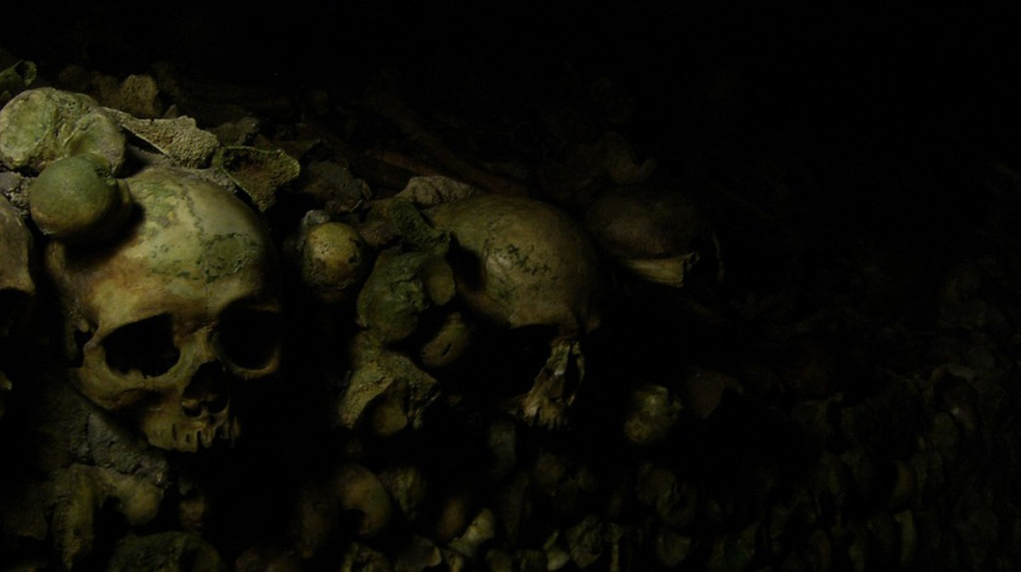 Les Catacombes | © schlaeger/Flickr
