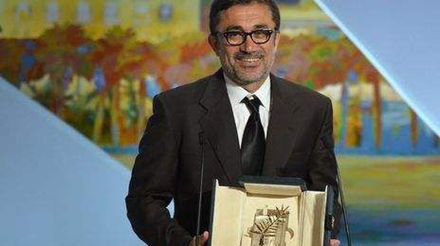 Nuri Bilge Ceylan in Cannes for 'Winter Sleep' | © Bruno Chatelin