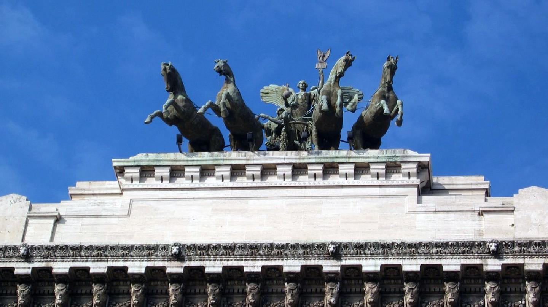 Italian Supreme Court of Cassation | © FaceMePLS/Flickr