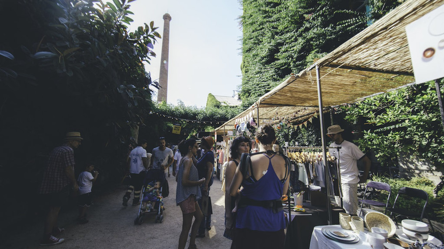 Palo Alto: Barcelona's Secret Garden