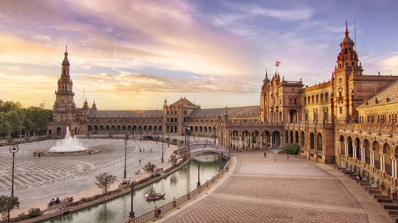 Plaza de España Seville | © FranciscoColinet