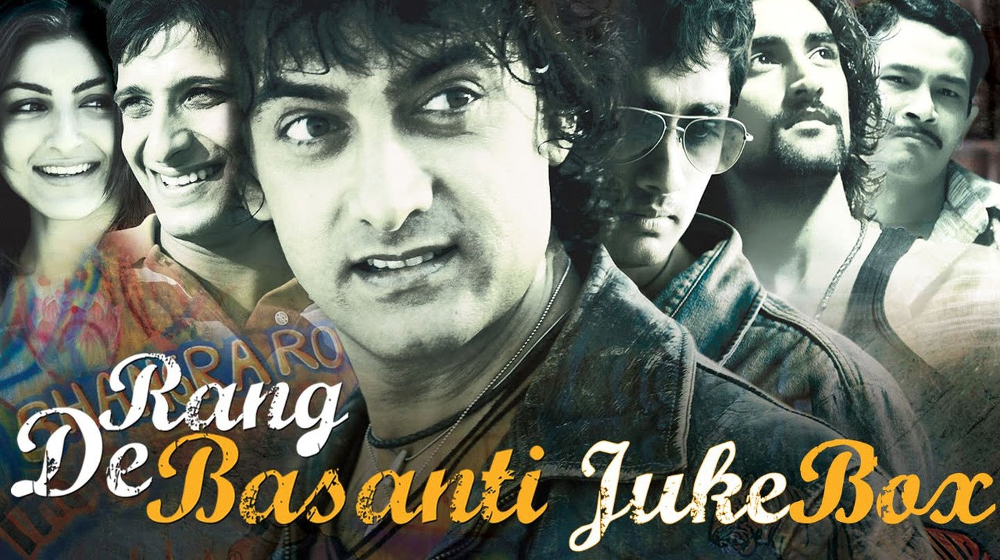 Rang De Basanti|Sony Music India/YouTube