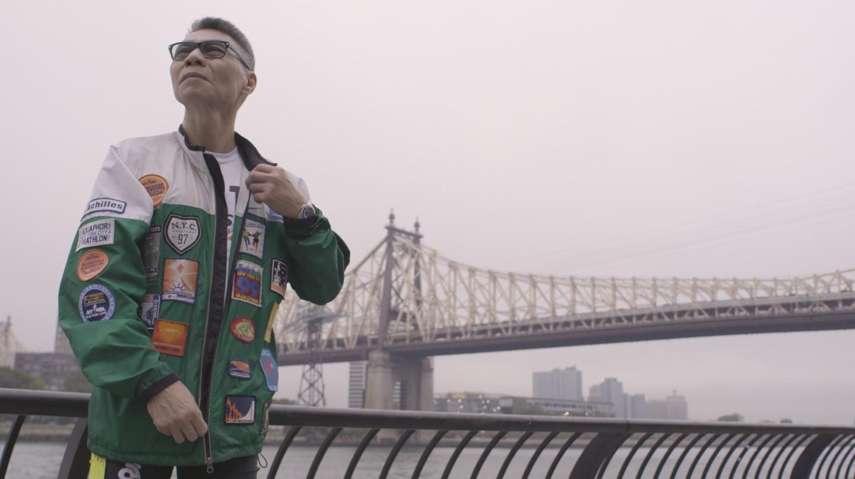 Raymond Choy, 65, will run his 19th consecutive New York City Marathon on Nov. 6. | © Drew English