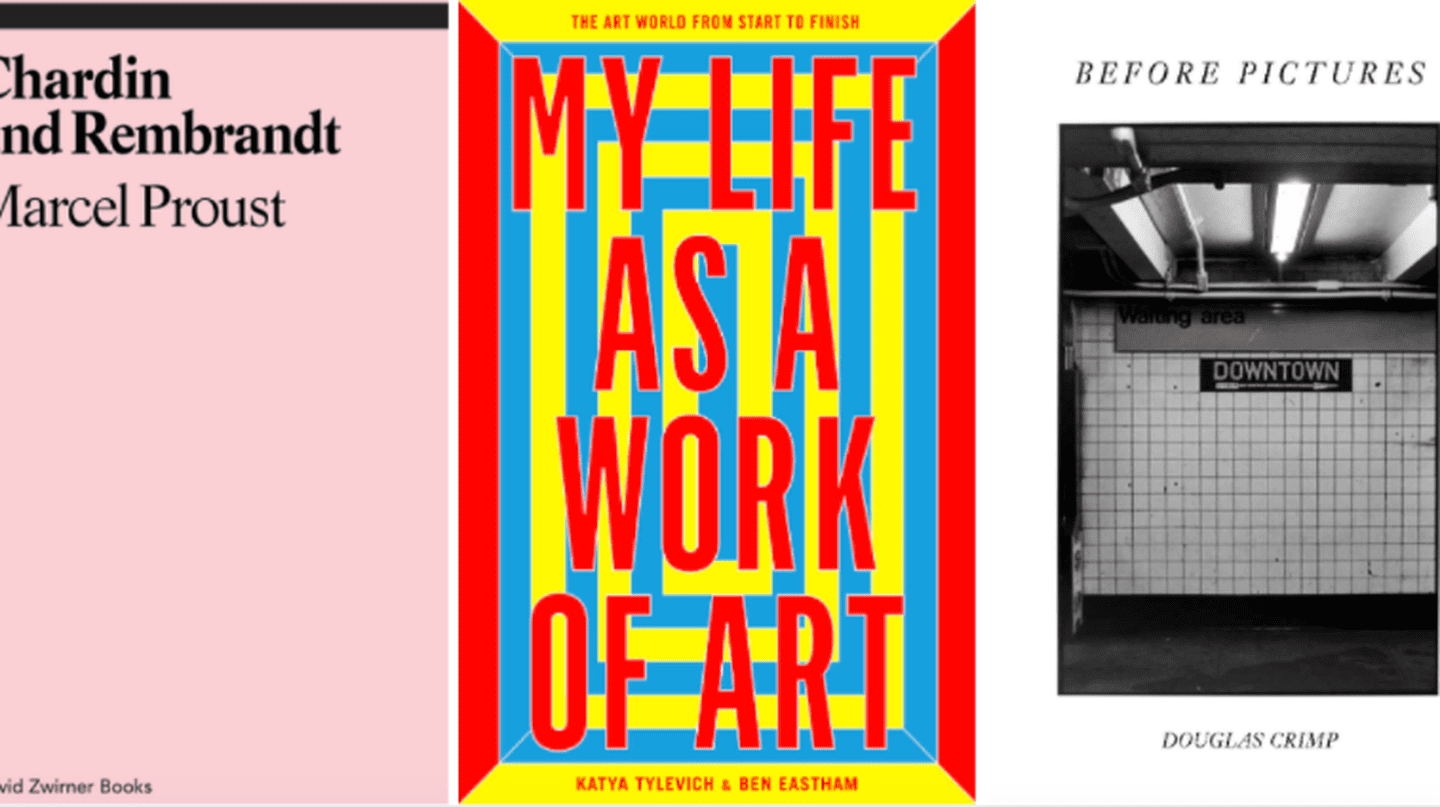 Ways of Seeing: Three New Art Publications Reviewed