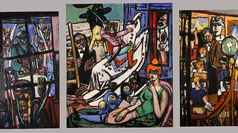 'Paris Society' 1925 / 1931 / 1947 | © 2016 Artists Rights Society (ARS), New York / VG Bild-Kunst, Bonn