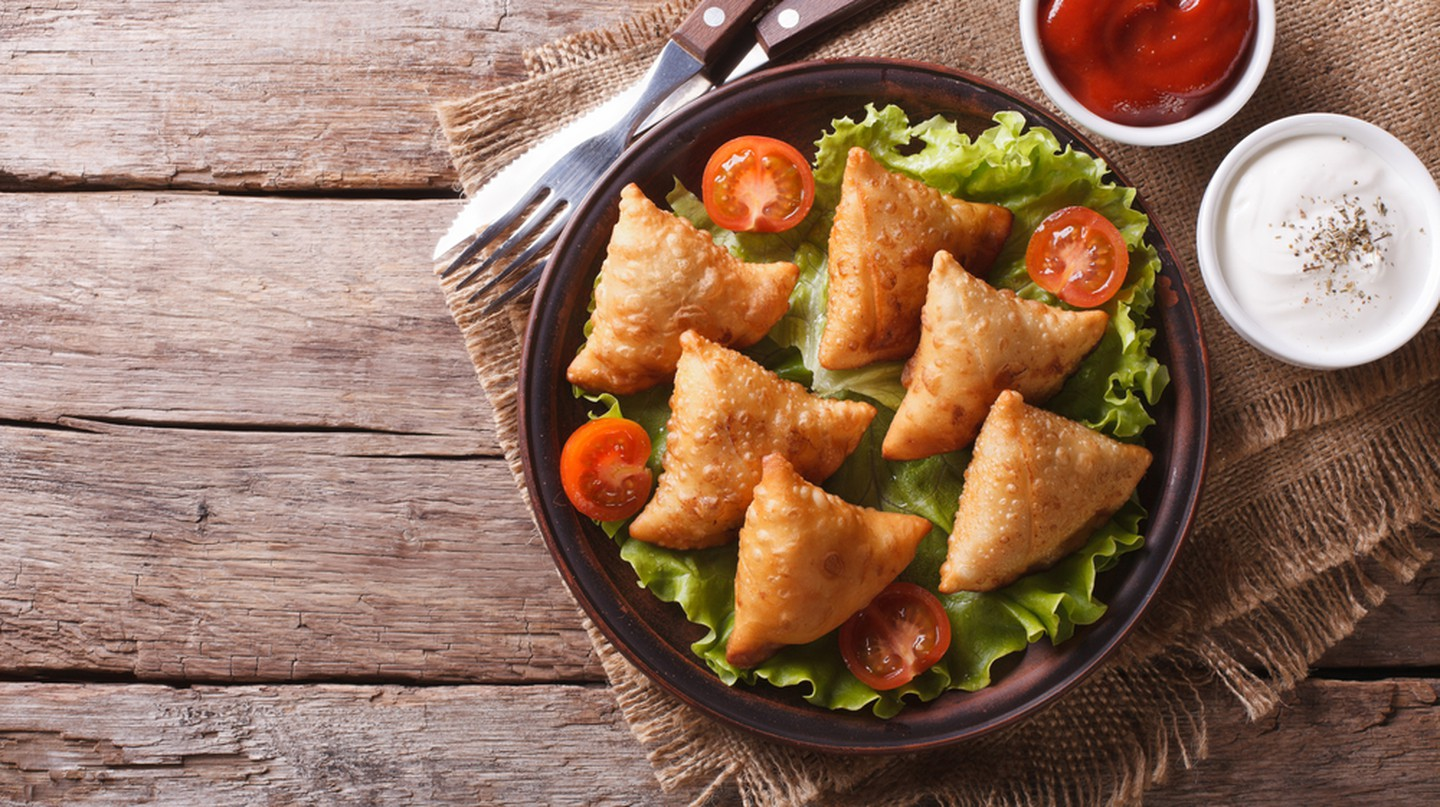 Samosas © AS Food studio / Shutterstock