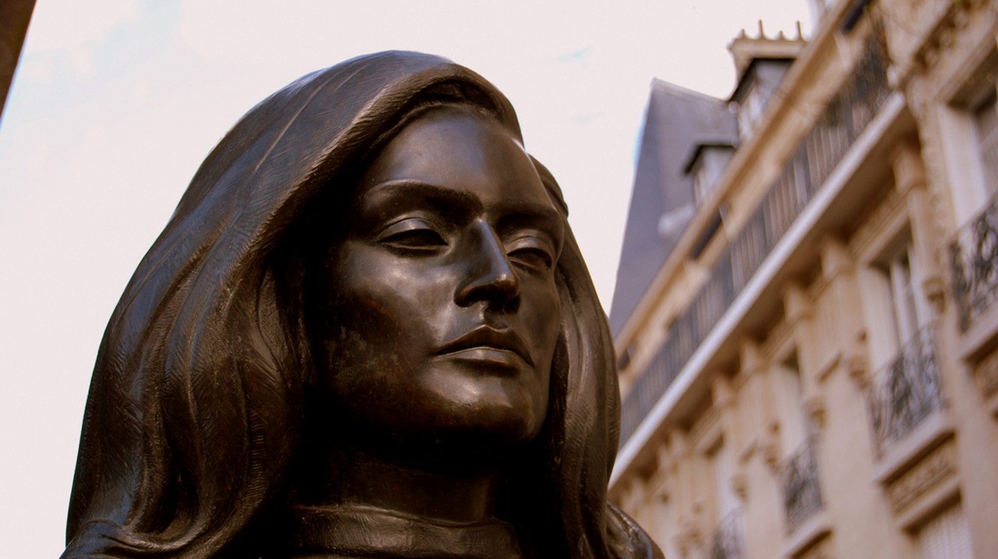 Statue of Dalida in Montmartre │© Stefano Tranchini