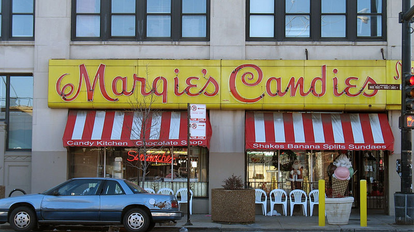 Margie's Candies, courtesy of Wikimedia Commons