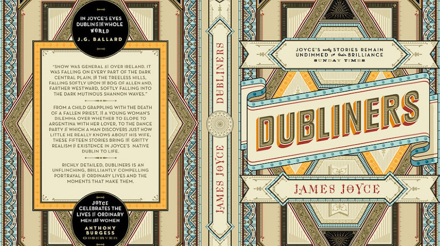 Dubliners by James Joyce | Courtesy of Penguin Books
