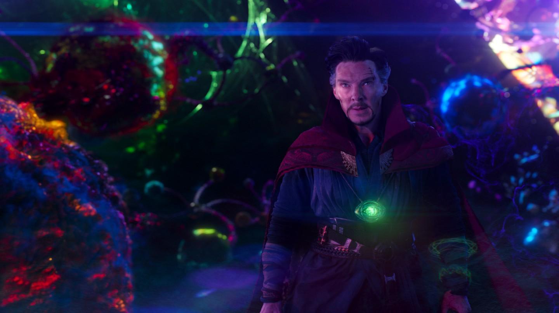 Doctor Stephen Strange (Benedict Cumberbatch) |  ©Marvel